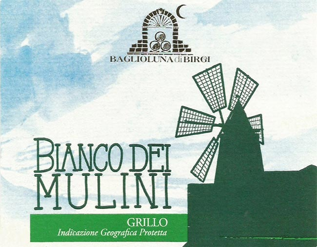"""Bianco dei Mulini"" - The Label"