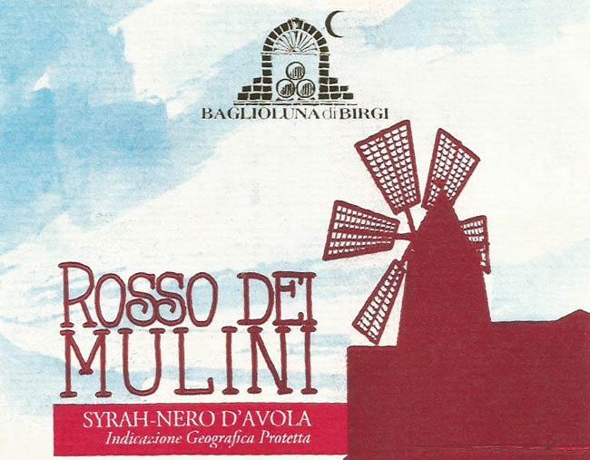 """""""Rosso dei Mulini"""" - The Label"""